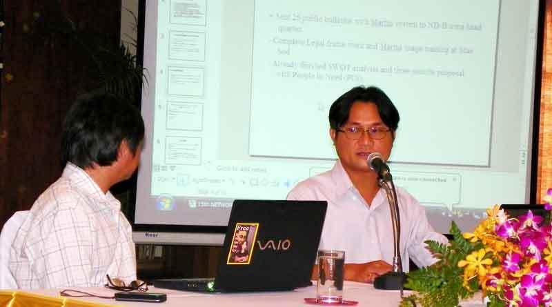 စောကွယ်စေး (ခ) Kyaw Kweh ကွယ်လွန်သွားခြင်းအပေါ် လူ့အခွင့်အရေးမှတ်တမ်းကွန်ရက် (မြန်မာနိုင်ငံ) မှ ပေးပို့သော ဝမ်းနည်းကြောင်းသဝဏ်လွှာ