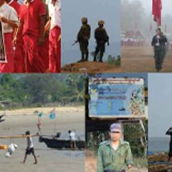 """""""လူမသိသူမသိဘဝများ - မြန်မာနိုင်ငံမှ လူမသိသေးသော နေရပ်စွန့်ခွာတိမ်းရှောင်ရမှု သံသရာ"""" အစီရင်ခံစာ မိတ်ဆက်ခြင်း"""