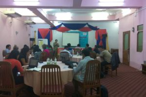 3rd Reparation Workshop