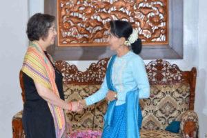 လူ့အခွင့်အရေးအခြေအနေတိုးတက်ဖို့၊ မြန်မာအစိုးရနဲ့ ကုလပူးပေါင်းစေလိုကြောင်း၊ လူထုအခြေပြုအဖွဲ့တွေသုံးသပ်