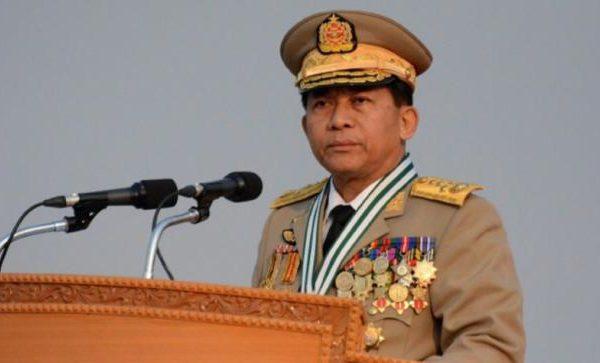 မြန်မာတပ်ချုပ်ကို ICC တင်ဖို့ ဗြိတိန်အမတ် ၁၀ဝ ကျော် စာရေးတောင်းဆို