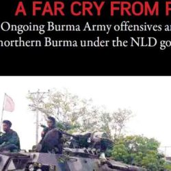 Kachin women expose ongoing Burma Army abuses under NLD government
