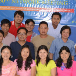 ND-Burma's 31st Network Meeting