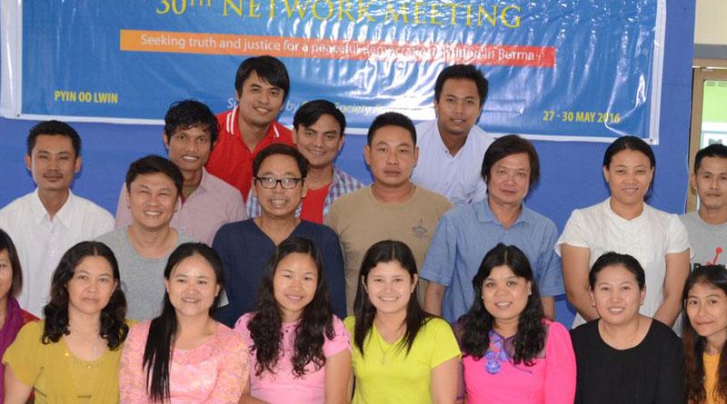 ND-Burma's 31st Network Meeting