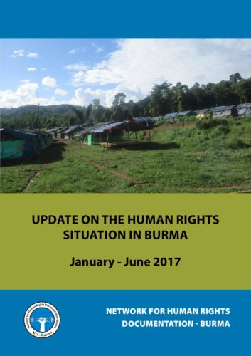ND-Burma update finds continued impunity for human rights violations