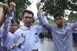 ND-Burma July Justice newsletter