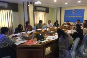 ND-Burma bring together members to discuss human rights work 1-5 September, Yangon