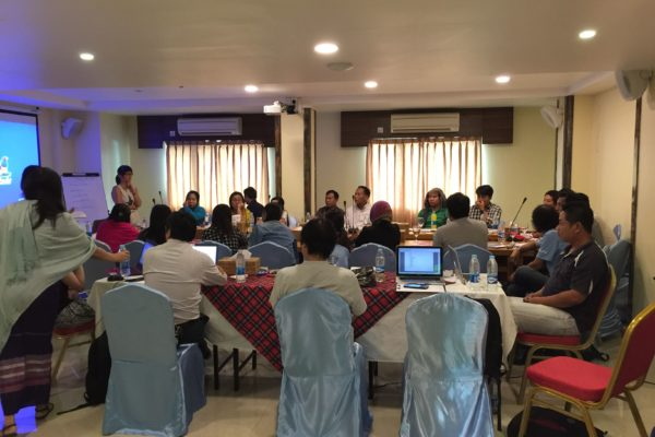 ND-Burma holds advanced transitional justice training