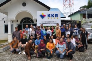 ND-Burma takes part in workshop examining role of truth in peace (Aceh, Indonesia)