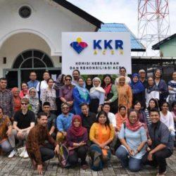 ND-Burma's representatives participated in TJAN workshop in Banda Aceh, Indonesia