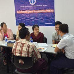 Human Rights Documentation Training