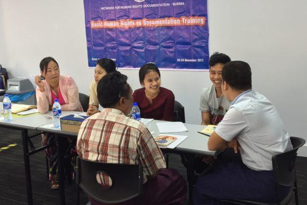 Basic Human Rights vs Documentation Training