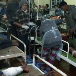 9 People Reported Dead After Police Crackdown on Protest in Mrauk-U
