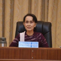 State Counsellor sends condolences for victims of Rakhine State riot