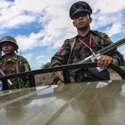 U.N. concerned about heavy fighting in Myanmar's Kachin state