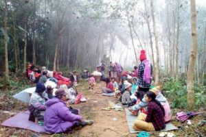 January Justice newsletter: Civilians killed and thousands displaced in Shan and Kachin; mass graves confirmed in Rakhine; protesters killed; landmine victims on the rise…