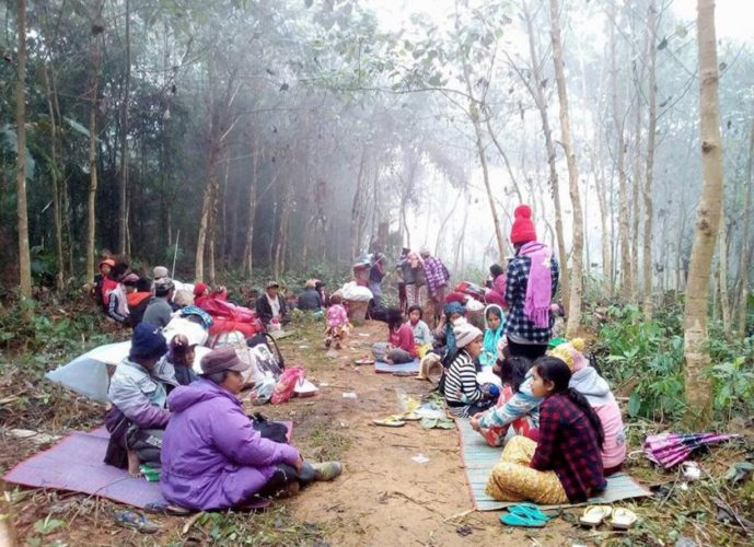 January Justice newsletter: Civilians killed and thousands displaced in Shan and Kachin; mass graves confirmed in Rakhine; protesters killed; landmine victims on the rise...