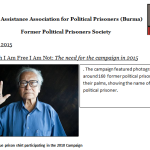 Even Though I Am Free I Am Not: The need for the campaign in 2015