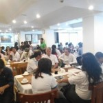 """ND-Burma launches the report of """"To Recognize and Repair: Unofficial Truth Projects and the Need for Justice in Burma"""" at Orchid Hotel in Rangoon"""
