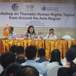 From Conflicts to Peace: Human Rights and Transitional Justice Workshop Kicks off the Asia Pro Bono Exchange