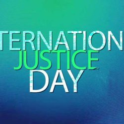ND-Burma statement on International Justice Day