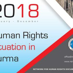 Human Rights Situation in Burma 2018