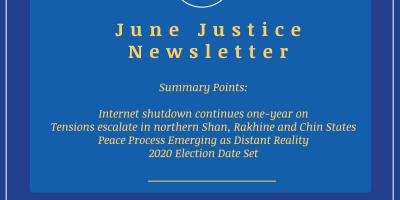 June Justice Newsletter (June 2020)